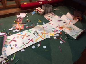Messy church Good Friday
