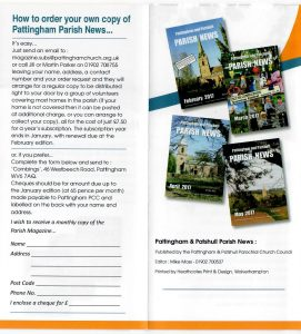 Free magazine leaflet part 3