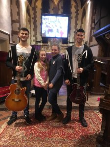 Youth Group Sponsored Sing and Play