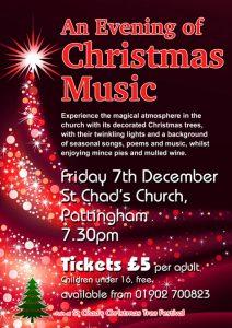 An Evening of Christmas Music