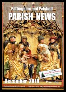 Magazine cover December 2018