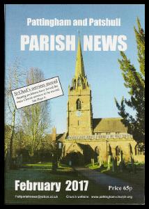 Magazine cover February 2017