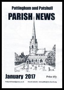 Magazine cover January 2017
