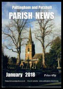 Magazine cover January 2018