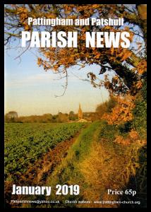 Magazine cover January 2019