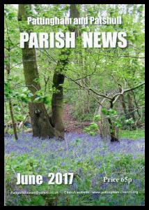 Magazine cover June 2017