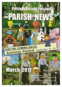 Magazine cover March 2017