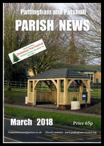 Magazine cover March 2018