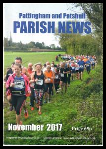 Magazine cover November 2017