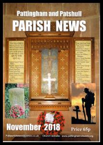 Magazine cover November 2018