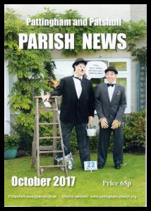 Magazine cover October 2017