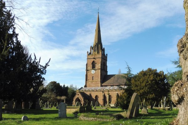 St Chad's Church, Pattingham