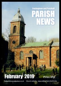 Magazine cover February 2019