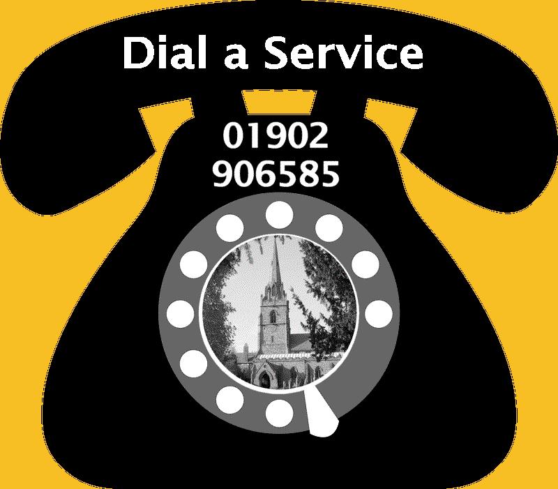 Dial a service 01902 906585