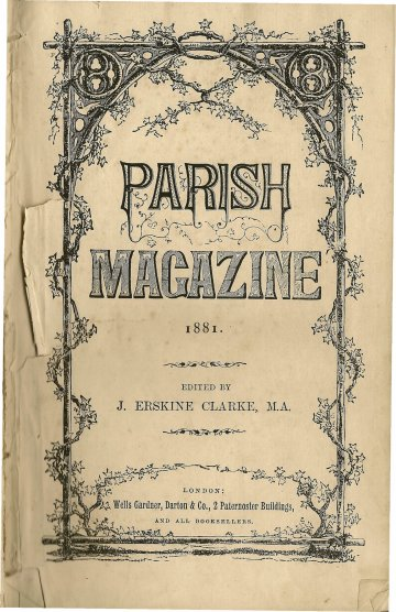 1881 title page