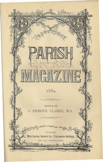 1884 title page
